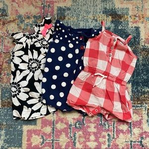 Carters 6 Months Summer Outfits